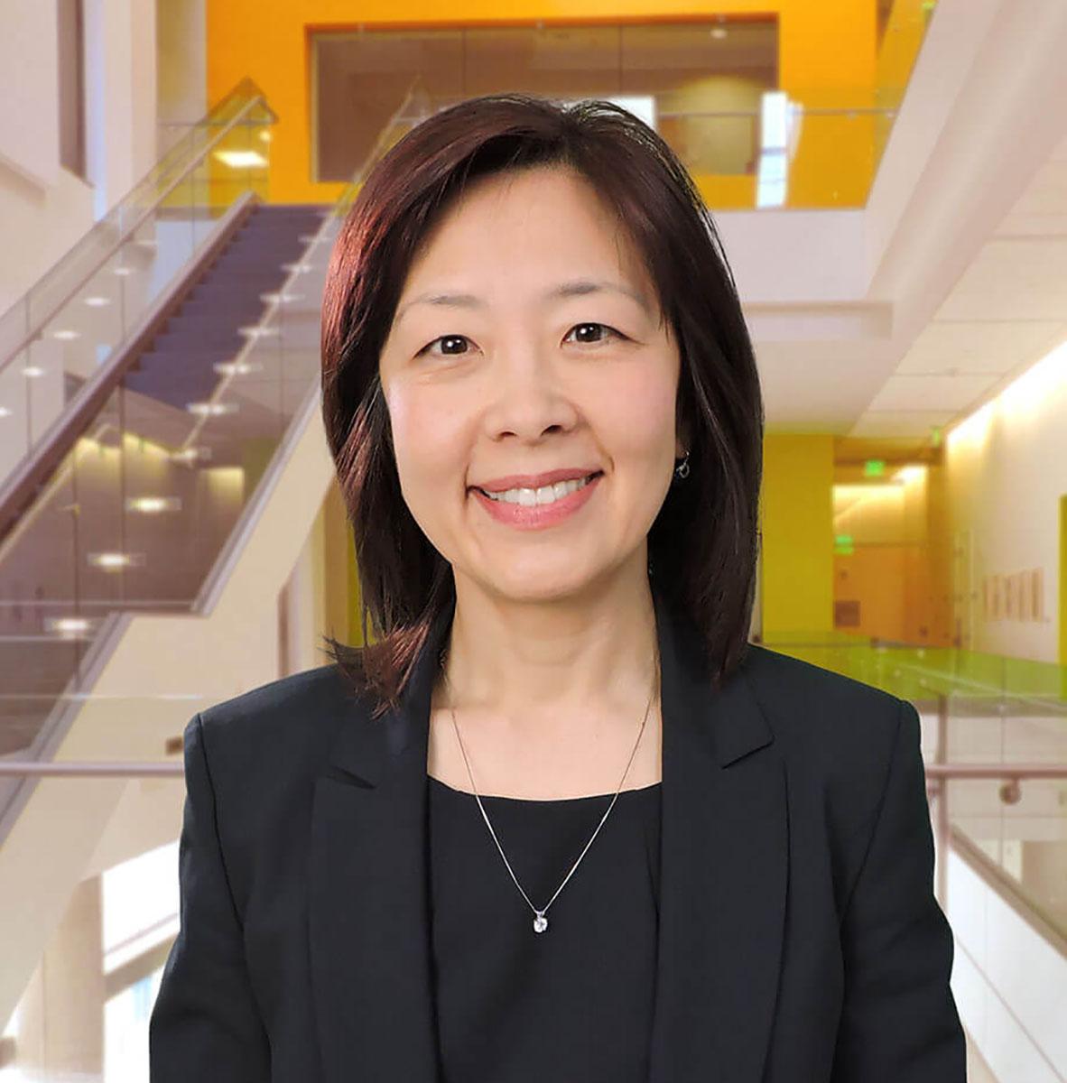 Dr Catherine Park