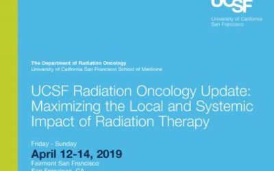 UCSF Department of Radiation Oncology – Annual Course for 2019